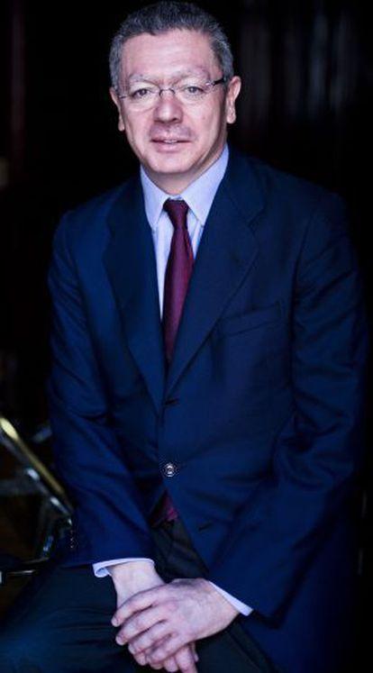 Justice Minister Alberto Ruiz-Gallardón wants to slash the number of aforados in Spain.