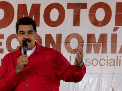Venezuelan President Nicolás Maduro is grappling with an escalating crisis.