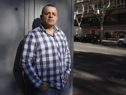 Luis Hernando Redondo in Madrid.