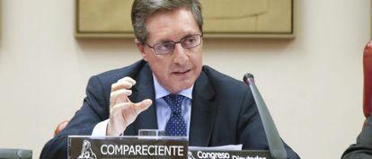 Santiago Menéndez, head of the Spanish Tax Agency.