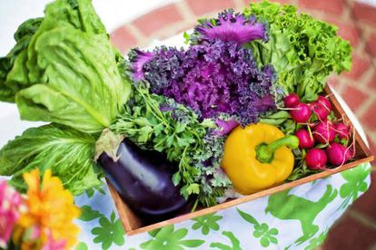 Experts recommend eating seasonal produce.