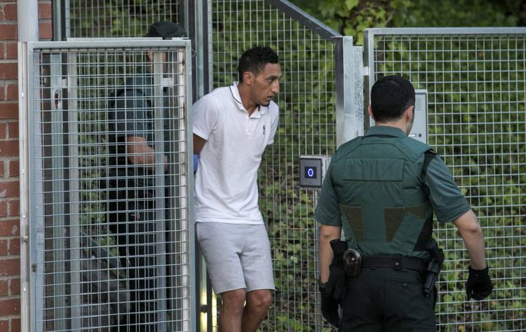 Driss Oukabir, suspected of having links to the terror cell that carried out the Catalonia attacks.