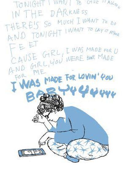 Miguel Gallardo, a cartoonist, has created comic books about his autistic daughter María.