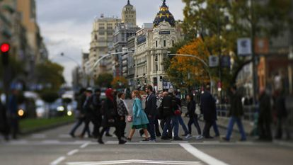 Many respondents said they felt safer in Spain.