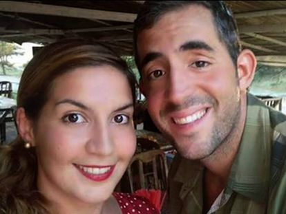 Marta Miguel and David Hernández have been found alive.