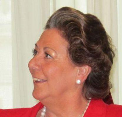 Rita Barberá.