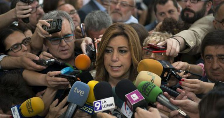 The opposition has refused to invest Susana Díaz as Andalusian premier.