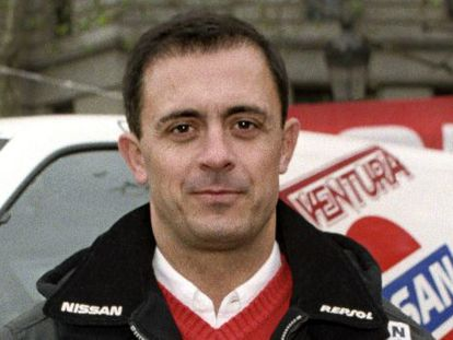 An archive image from 1997 of Jordi Pujol Ferrusola.