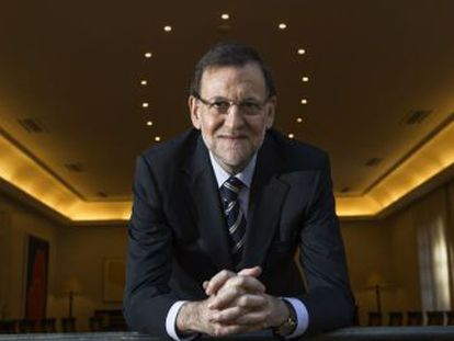 Prime Minister Mariano Rajoy, pictured in La Moncloa palace.