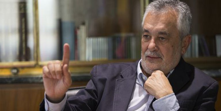 Former Andalusia premier José Antonio Griñán is the target of a Supreme Court investigation.