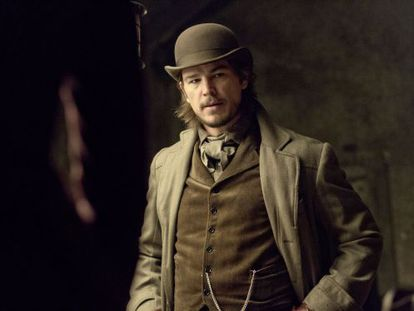 Josh Hartnett as Ethan Chandler in season 1 of 'Penny Dreadful.'