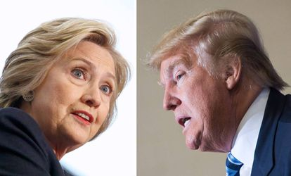 Clinton and Trump will likely face off in the November contest.
