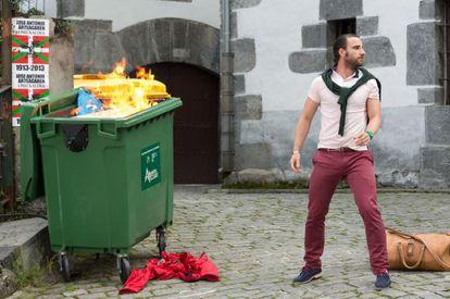 Dani Rovira plays a lovestruck Sevillian in 'Ocho apellidos vascos.'