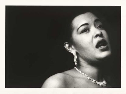 Billie Holiday in a file photo.