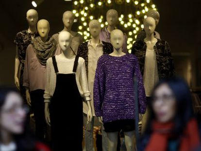Spanish fashion stores offer thousands of different options every season.