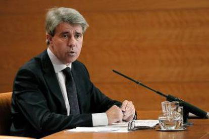 Ángel Garrido is the acting premier following the resignation of Cristina Cifuentes.