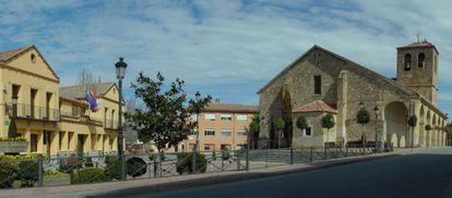Valverde de Majano (Segovia) has benefited from high-speed connectivity.