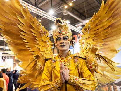 From Colombia to Indonesia: A colorful stroll through Fitur 2019