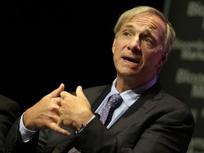 Ray Dalio, chairman of Bridgewater, says history repeats itself over and over.