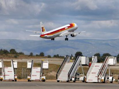 Capital flight: IAG, which owns Iberia and British Airways, has announced contingency plans to deal with a possible euro breakup.