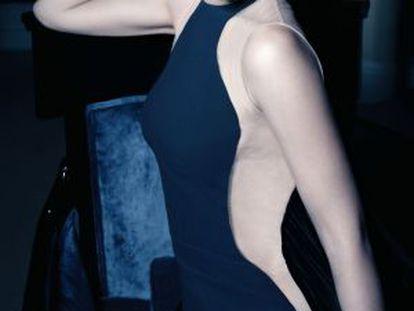 Actress Natalia Verbeke.