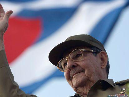 Raúl Castro in Havana in 2008.