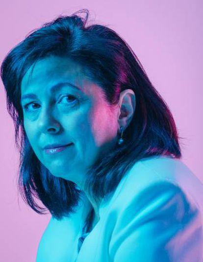 Rosa García, CEO and President at Siemens Spain.
