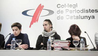 Alleged attacker Rodrigo Lanza (center) in 2014.