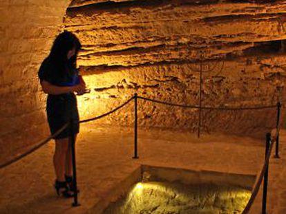 La Sinagoga del Agua was uncovered five years ago in Úbeda.