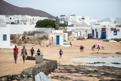 After nearly three months of confinement, the island of La Graciosa is almost fully booked for July and August.