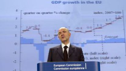 The EU Commission is now forecasting 2.3% growth for Spain in 2015.
