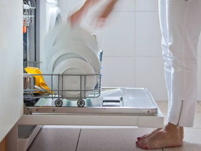 Women in Spain do double the amount of household work as men.