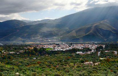 Órgiva, in Granada's Alpujarras, is home to people of 68 nationalities.