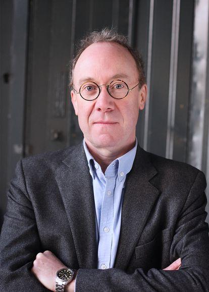 El escritor Ben Macyntire, en una imagen promocional.