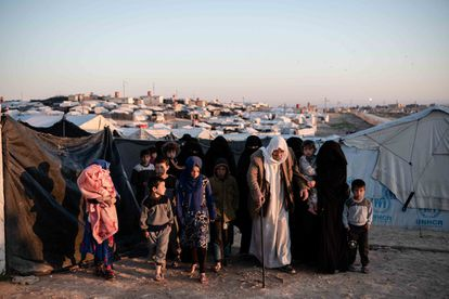 Over 64,000 relatives of ISIS jihadists are living at Al-Hol camp. Of these, over 34,000 are under 12 years of age.
