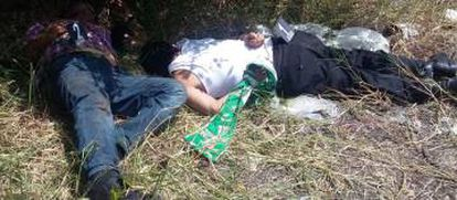 Los cuerpos de los religiosos encontrados el lunes en Veracruz