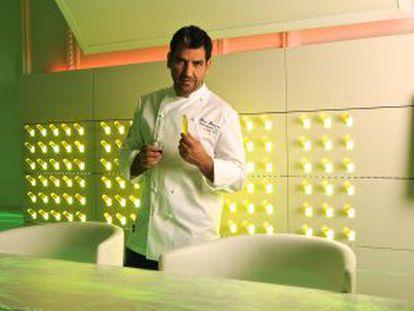 Chef Paco Roncero.
