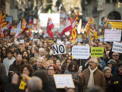 Margallo maintains