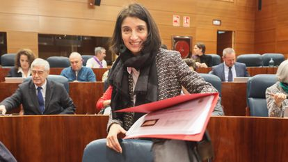 Pilar Llop, the speaker of the Senate, has been chosen to be the new justice minister.