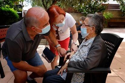 A senior home in Les Fonts de Terrassa.