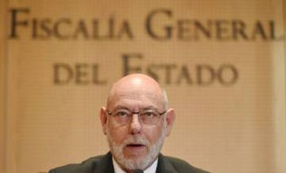 Attorney General José Manuel Maza has announced legal measures against the holding of the referendum