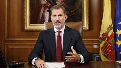 King Felipe VI of Spain.