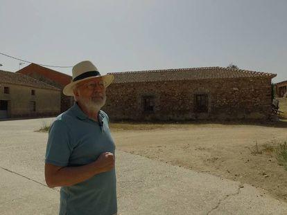 Enrique Ogliastri, a former Harvard professor, has a home in Pinilla de Ambroz.