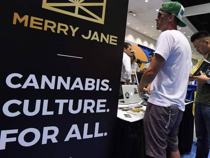 The World Cannabis Congress in Los Angeles.