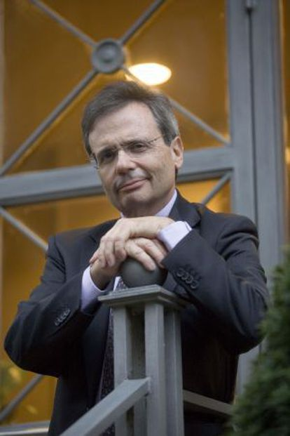 Rafael Matesanz, head of the National Transplant Organization.