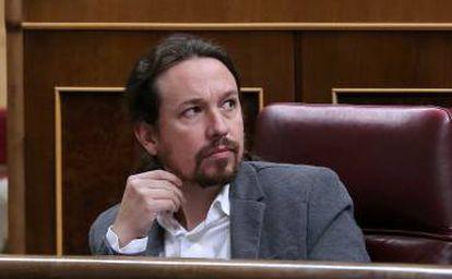 Podemos leader Pablo Iglesias has failed to convince Sánchez to enter into a coalition government.