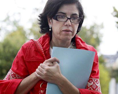 Judge Pilar de Lara.