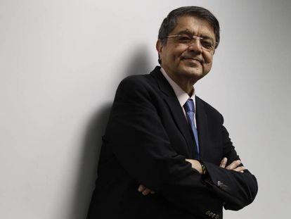 Cervantes Prize winner Sergio Ramírez.