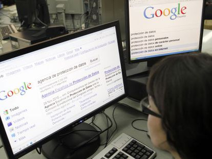 Google is refusing to comply with petitions to remove personal data.
