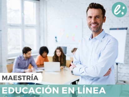 Si quieres ser un educador profesional, estudia esta maestría. ¡Infórmate ahora!